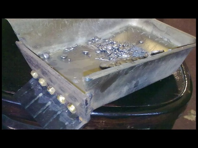 Добыча алюминия из глины в домашних условиях как бизнес идея
