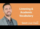 Listening Academic Vocabulary English for Academic Purposes with Josh 4