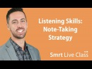 Listening Skills Note Taking Strategy English for Academic Purposes with Josh 5