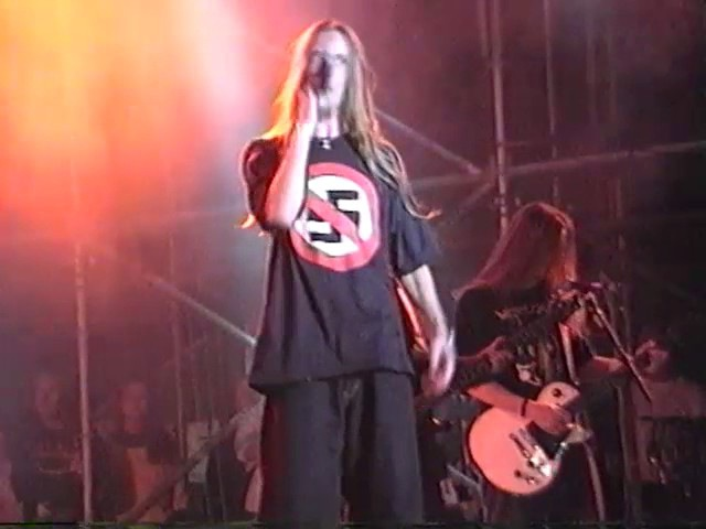 Clawfinger Hultsfredsfestival Hultsfred Sweden 12 aug 1994 Full Show