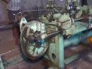 Barbed wire manufacturing machine