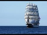 Самое большое парусное судно в мире  The largest sailing ship in the world