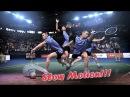 Badminton Slow Motion Beautiful Moments Compilation