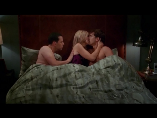 Two and a Half Men - The Threesome (Walden, Alan Lyndsay) [HD]