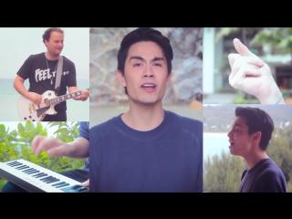Мэшап-кавер на песни Cold (Maroon 5) и It Ain't Me (Selena Gomez) от Sam Tsui