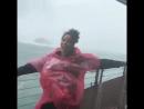 Twist in the mist w @WainwrightAE NiagaraFalls SaturdayAdventures