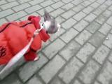 Пэйдж гуляет! :)