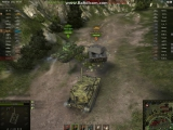 прикол в танках вертуха Е100 ахаха