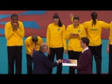 Brazil vs USA - Womens Gold Final London 2012 Olympic Games