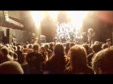 Папа на концерте Napalm Death в Екатеринбурге 17.04.2017