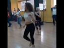 урок сальсы женский стиль  школа танцев Buta Dance