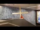 Иисус пробил потолок крестом