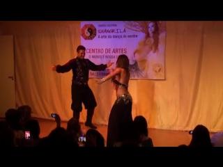 Mahaila El Helwa e Tarik - Festa das Alunas Mahaila El Helwa -  2646