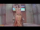 Verônica Dias dançando em programa de TV na Bolívia 2824