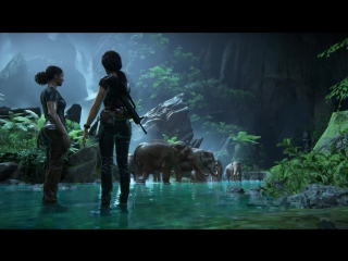 Спасение слона ● Uncharted: The Lost Legacy #9