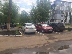 В 2017 году запланирована организация 7 парковок за счет городского бю