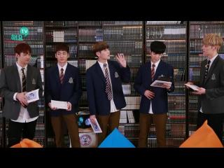 [해요TV] 뉴이스트의 사생활 4회 30분 하이라이트