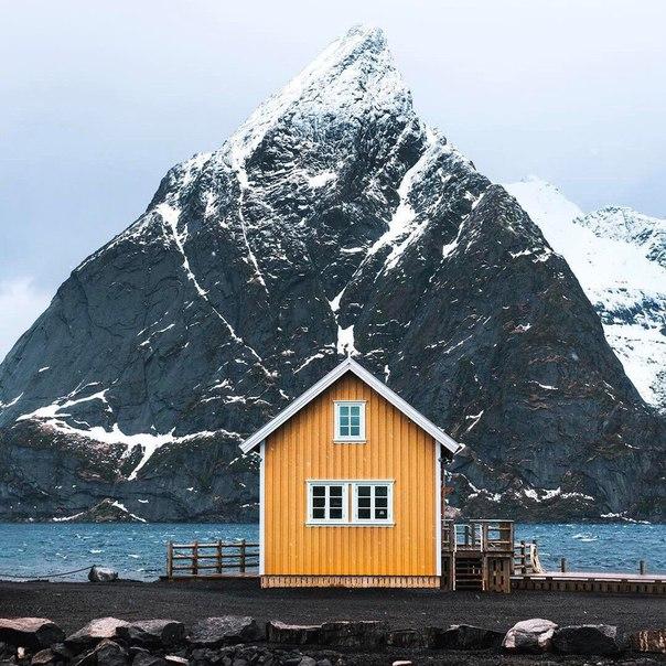 Роскошные пейзажи Норвегии - Страница 6 DGt03JtawUs