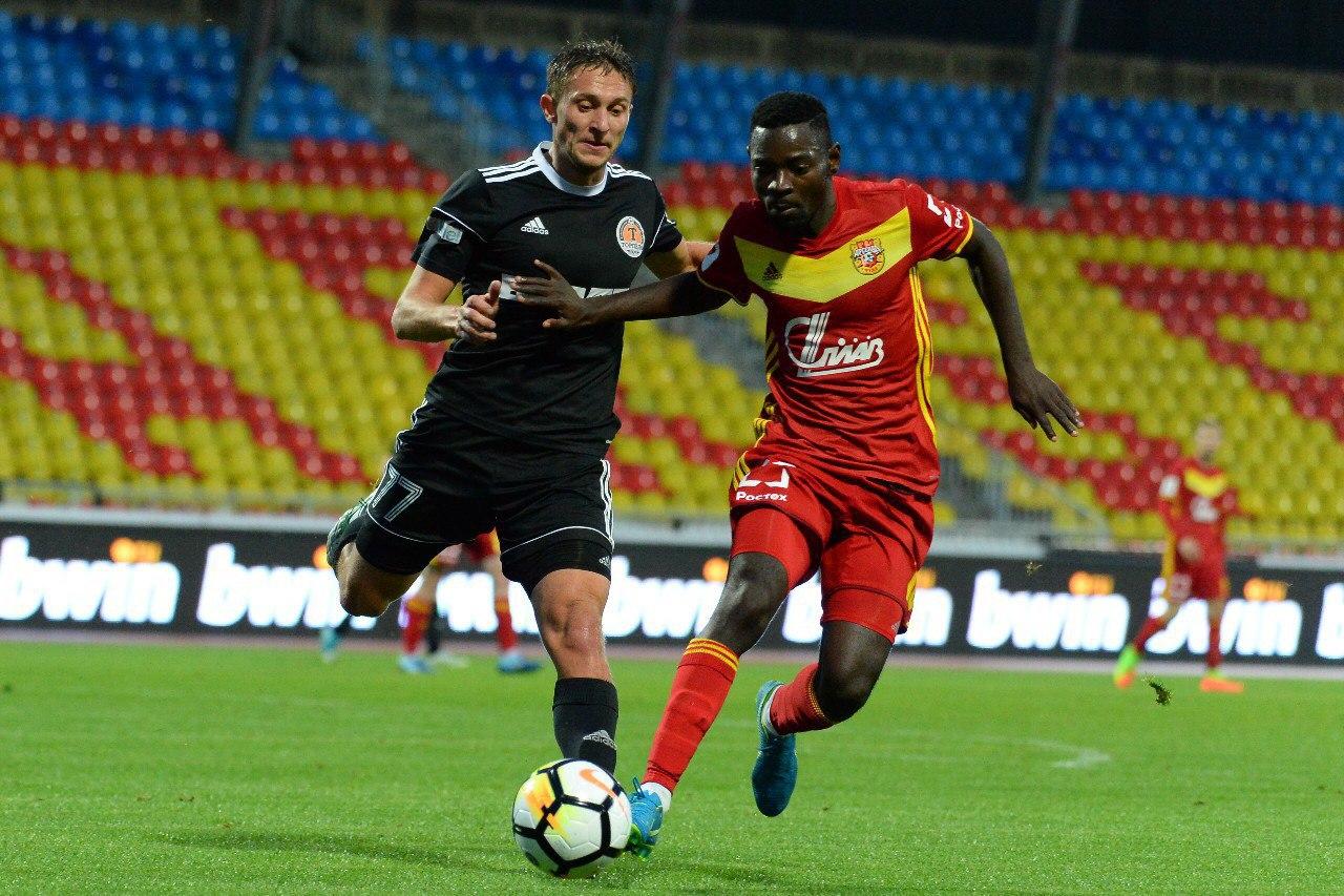 Тульский «Арсенал» сыграл вничью с «Торпедо-БелАЗ»