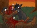 Коты-воители Смерть Звездоцапа