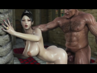 Секрет красоты 3. affect 3d. порно мультик