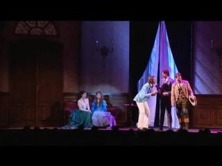 [Rus, Eng subs] Dracula, Das Musical _ Дракула (Graz, 2007) _ 1 act