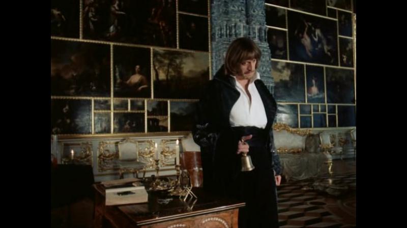 Узник замка Иф 1988 СССР Франция фильм 3 Аз воздам