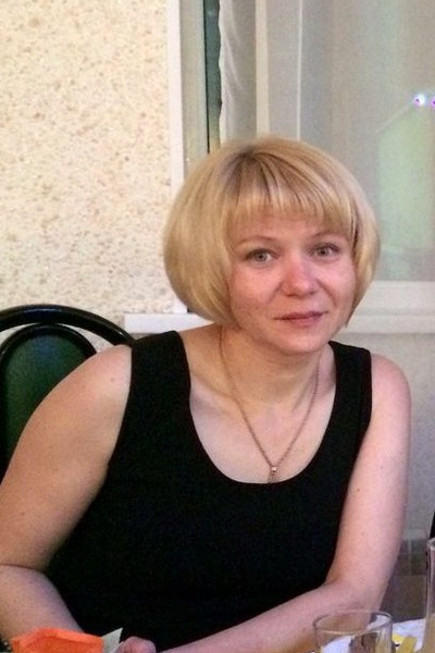 Марина Барканова