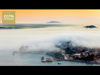 На территории г. Сямэнь расположен остров Гуланъюй – гавань тишины и покоя