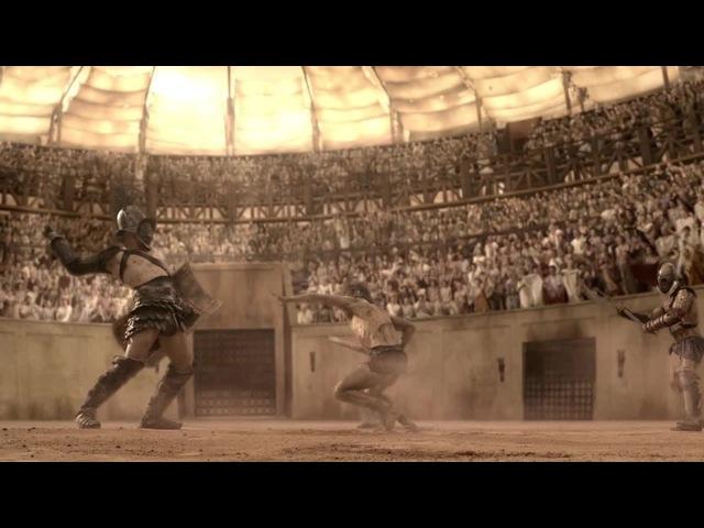Ария Колизей Спартак кровь и песок