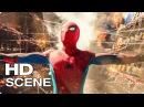 Человек-Паук׃ Возвращение домой — Фрагмент из Фильма Ты Человек-Паук (2017) [HD] | К