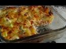 Рыба запеченная с овощами и сыром Fish baked with vegetables and cheese