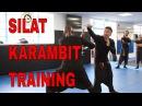 SILAT KARAMBIT Training
