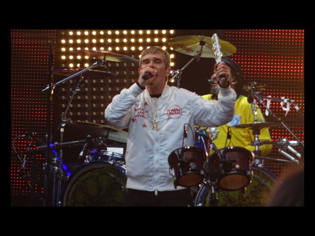 The Stone Roses - I Wanna Be Adored - Hampden Glasgow June 24 2017