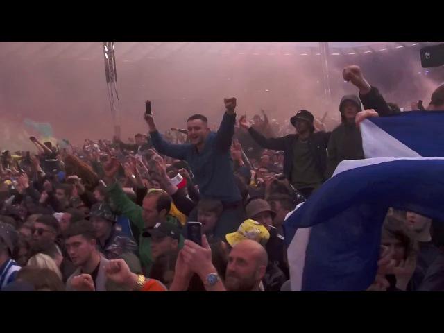 The Stone Roses - I Wanna Be Adored Live @ Hampden 2017