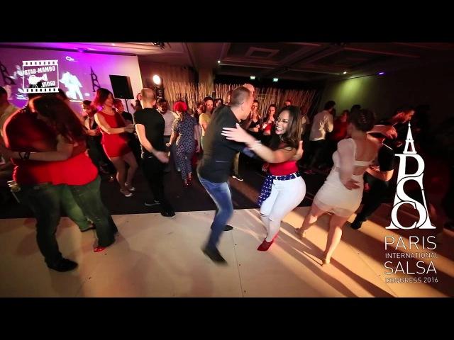 Talal Houa R'bat Griselle Ponce Social Dancing @ PISC 2016