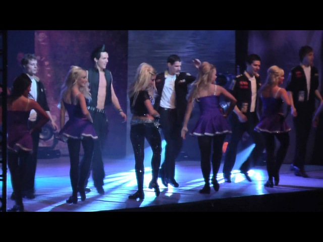 GAELFORCE DANCE - Majstri írského tanca Žilina Slovakia 3