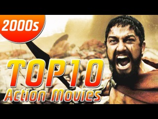 TOP 10 Action Movies of the 2000s - The Transporter, The Matrix Reloaded, The Bourne Ultimatum
