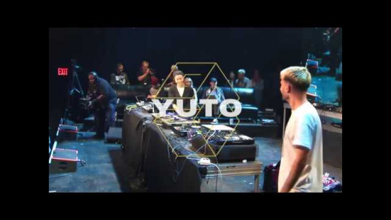 Goldie Awards 2017 YUTO DJ Battle Performance