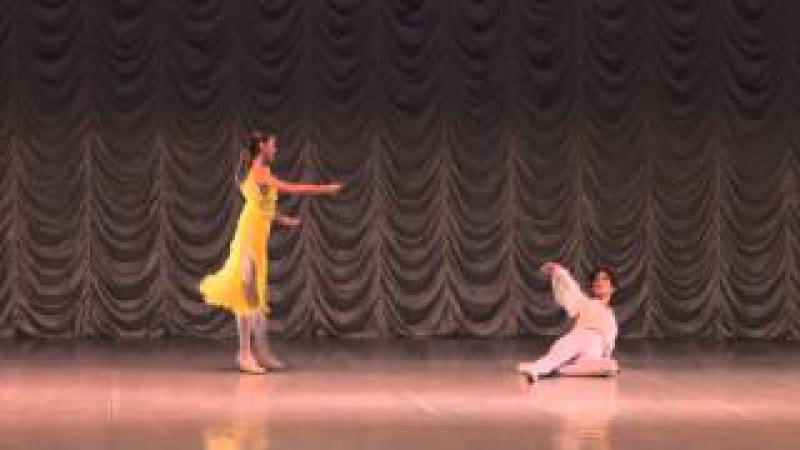 Отчетный концерт КГХУ, осень 2015, П.Чайковский Осень