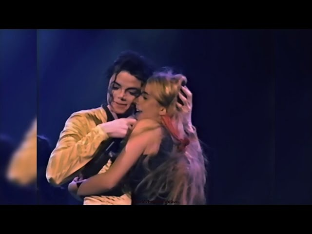Michael Jackson - She's Out Of My Life - Live Argentina 1993