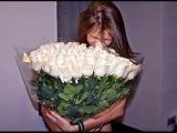 ,,Букет из белых роз,, исп. В, Королёв и И.Круг. (видео Ю.Петровой-россиянки. 11.04.2016г)
