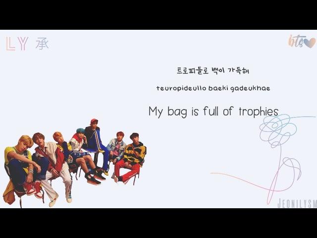BTS (방탄소년단) - MIC Drop [Lyrics Han Rom Eng Color Coded]