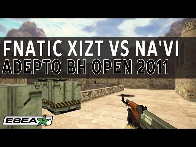 Xizt vs Na'Vi - Adepto BH Open 2011