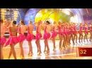 Friedrichstadtpalast Ballett Weltrekord Girlreihe