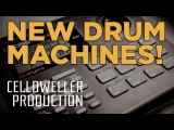 Celldweller Productions New Drum Machines