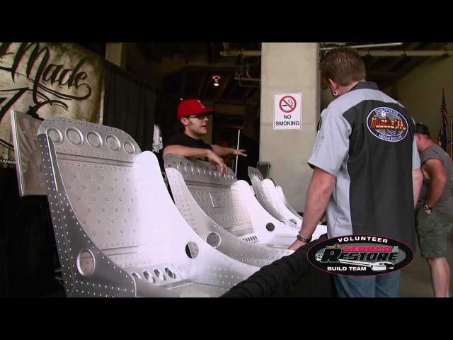 Jamey Jordan HandMade Seat Co. on Search and Restore
