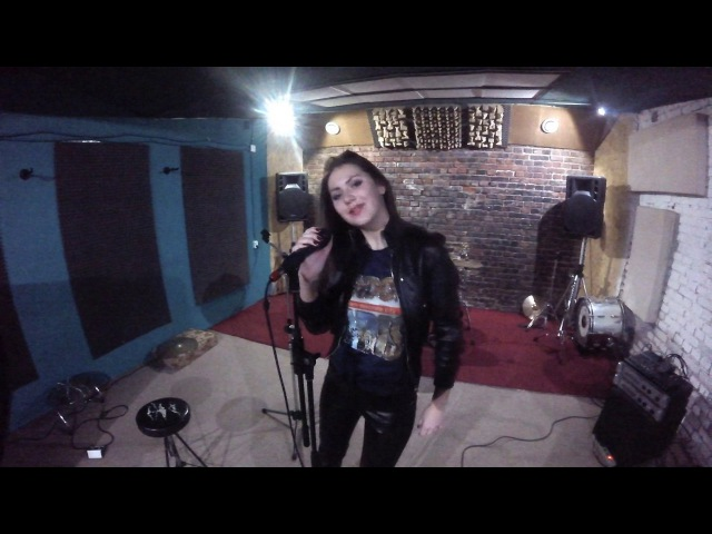 Анечка Highway To Hell AC\DC cover (Official Video)