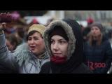 Різдвяний флешмоб у Житомирі 25.12.2016