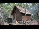 Primitive Technology Tiled Roof Hut